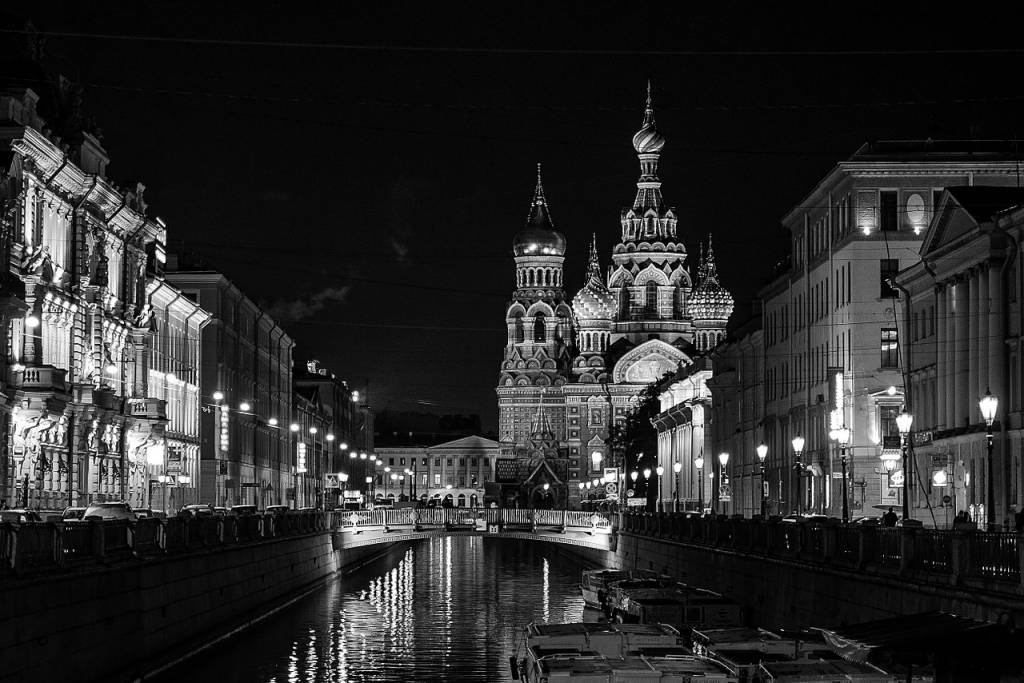 Fototapeta Petersburg