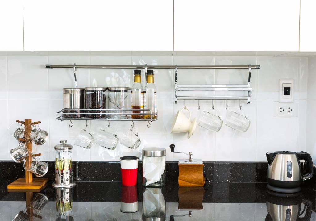 kuchnia szklane panele